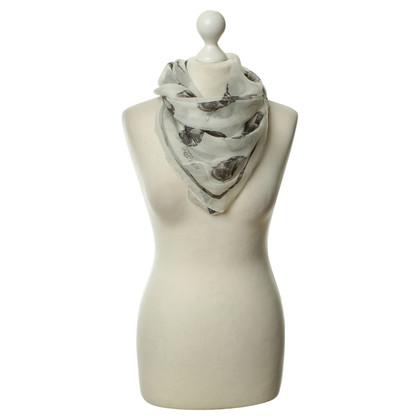 Alexander McQueen Zijden sjaal