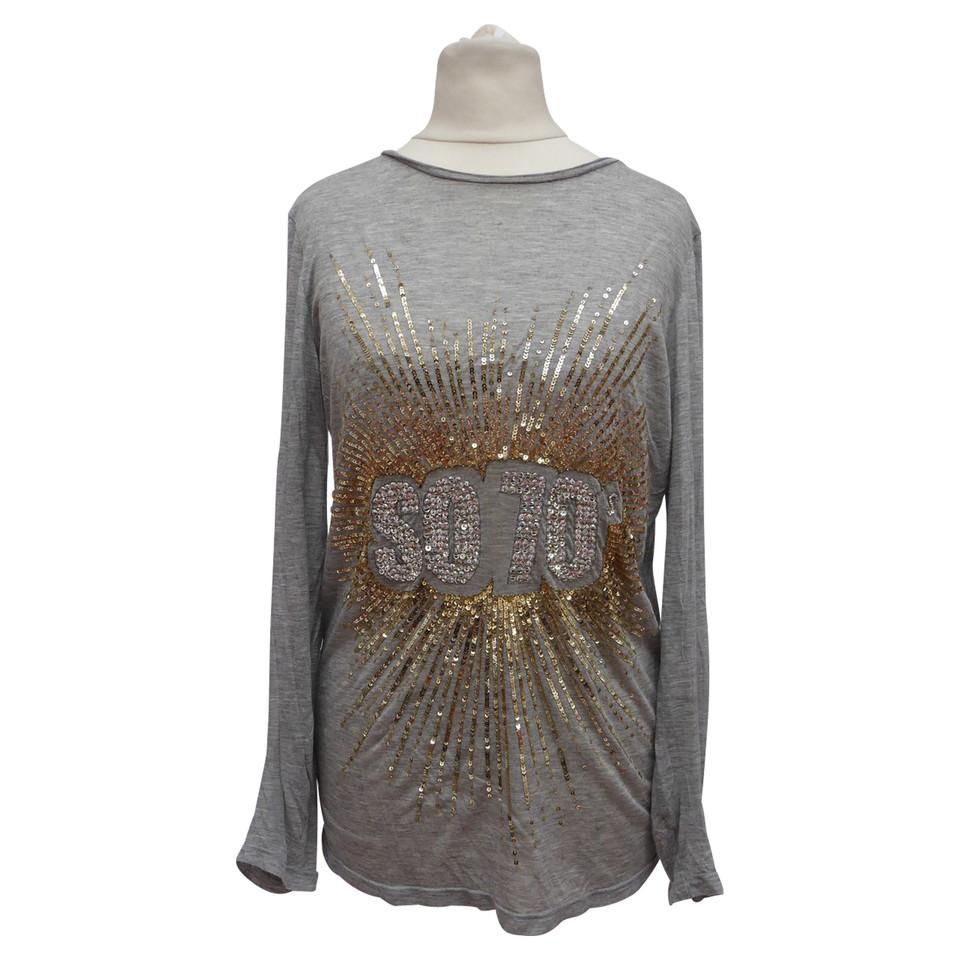 Blumarine Shirt met strass