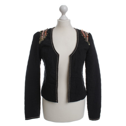 Maison Scotch Jacket with embroidery