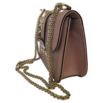 "Valentino ""Rockstud Lock Bag"""