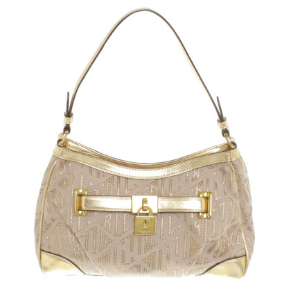 Ralph Lauren Gold colored handbag