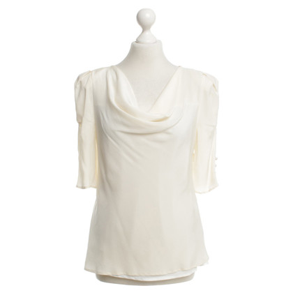 Paul & Joe Silk blouse in cream