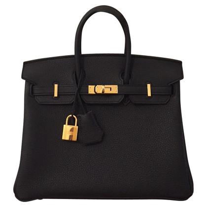 Hermès Hermès Birkin 25 black black GHW