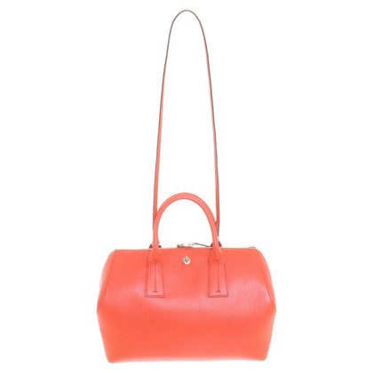 "Furla ""Papermoon"" in Orange red"