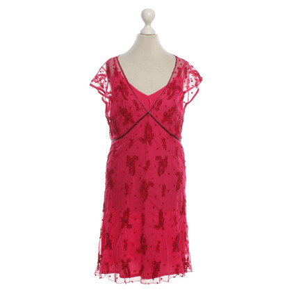 Twin-Set Simona Barbieri Dress with embroidery