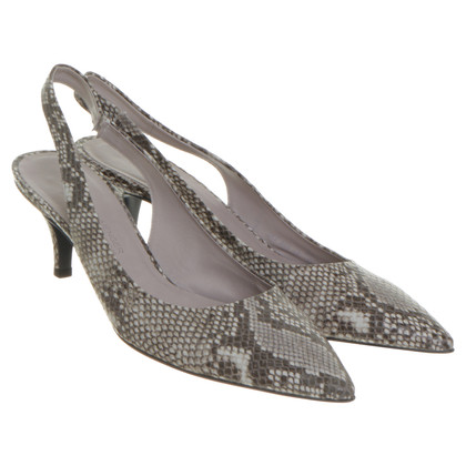 Other Designer Kennel & Schmenger - Slingbacks in reptile finish