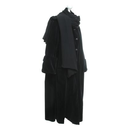 Dolce & Gabbana Fluwelen jas
