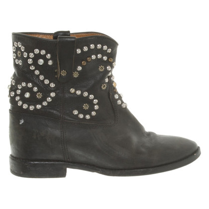 Isabel Marant Ankle boots with platform