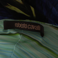Roberto Cavalli Dress with colorful pattern