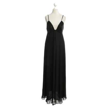 La Perla Black evening dress