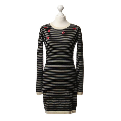 Markus Lupfer Dress with stripe
