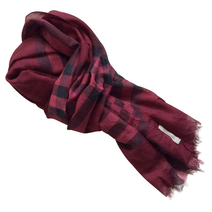 Burberry Scarf made of wool/silk
