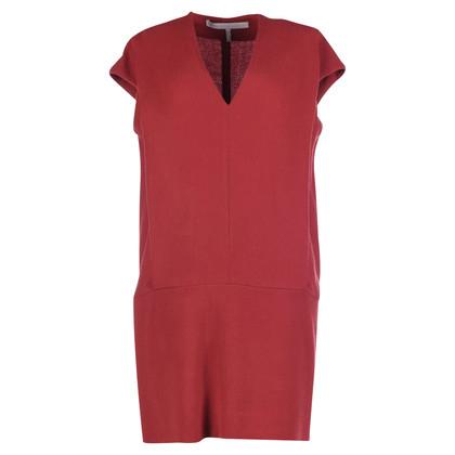 Victoria Beckham Woolen dress in red
