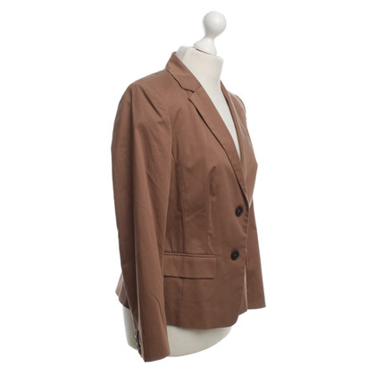 Marc Cain Blazer in Red-Brown