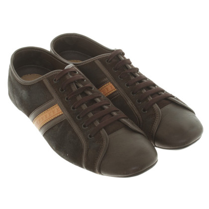 Louis Vuitton Sneakers in brown
