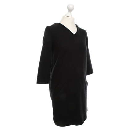 Ganni Cotton dress with texture