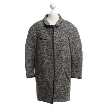 Isabel Marant Coat of Bouclégewebe