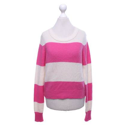 360 Sweater Cashmere sweater with striped pattern