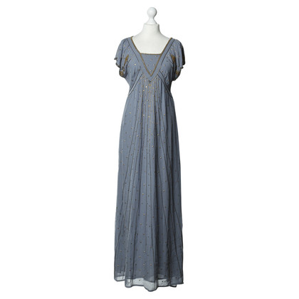 Hoss Intropia Kleid in Grau