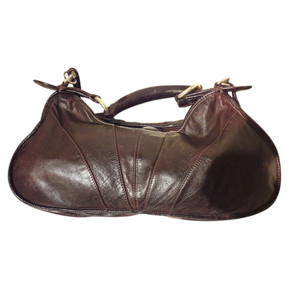 Costume National Leather bag