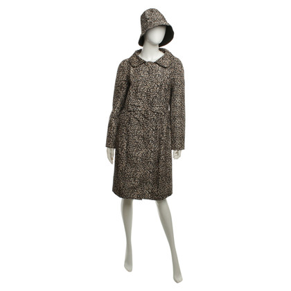 Paule Ka Coat with matching hat