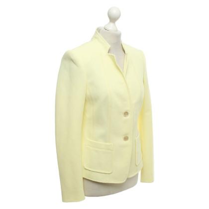 Luisa Cerano Blazer in light yellow