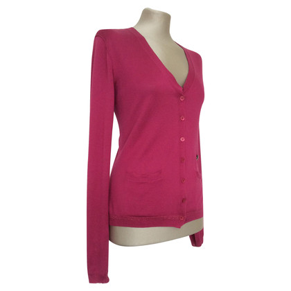 By Malene Birger Cardigan with silk