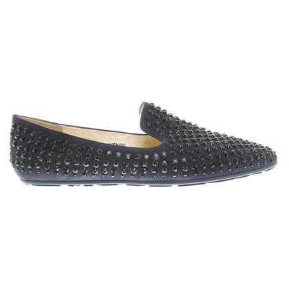 Jimmy Choo Loafers in suède