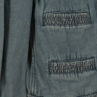 Chanel Veste en bleu