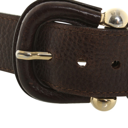 Burberry Leather belts