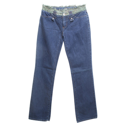 D&G Jeans with application