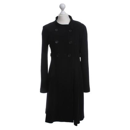 Strenesse Katoen jas in zwart