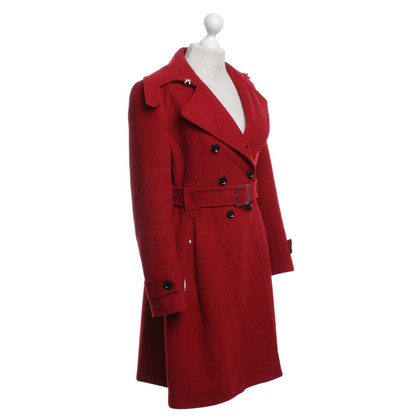 Karen Millen Coat in red
