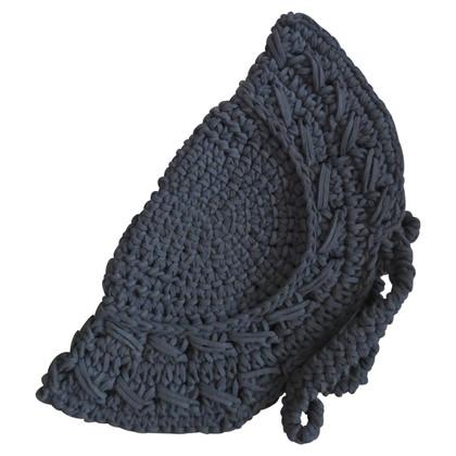 Stefanel Grey Tote Bag
