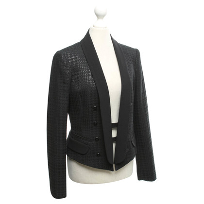 Armani Jeans Blazer in black