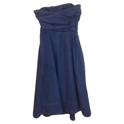 Acne vestito dal denim