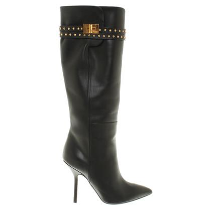 Emilio Pucci Boots in zwart