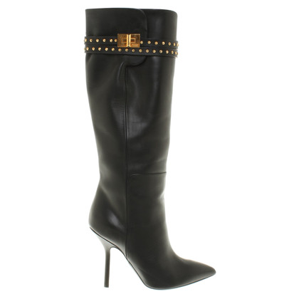 Emilio Pucci Boots in black