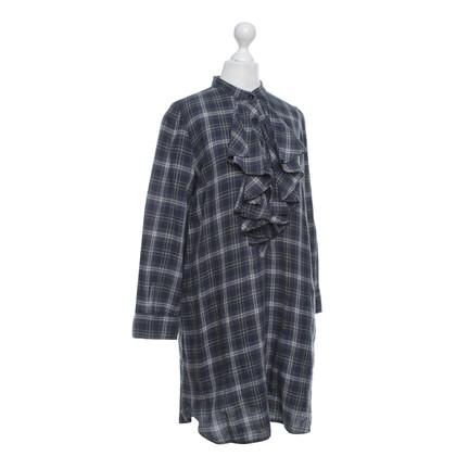 Ralph Lauren Kleid mit Karomuster