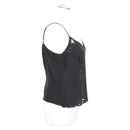Karen Millen Silk strappy top