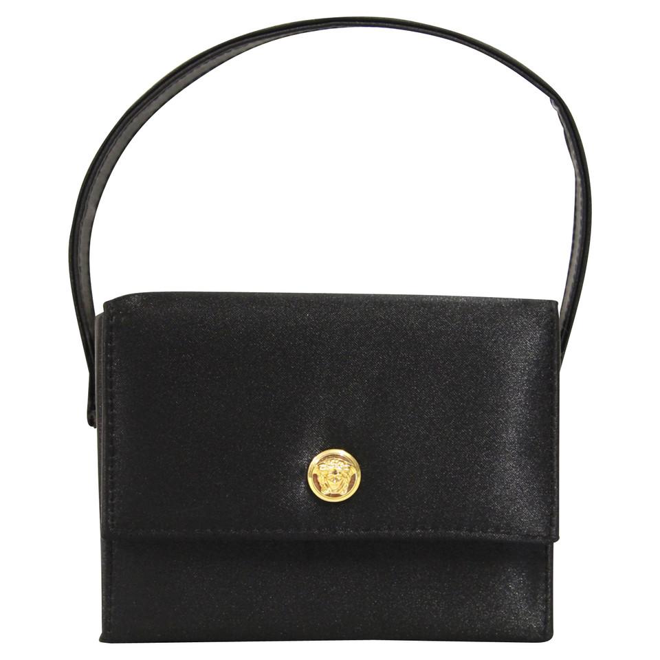 versace handtasche second hand versace handtasche. Black Bedroom Furniture Sets. Home Design Ideas
