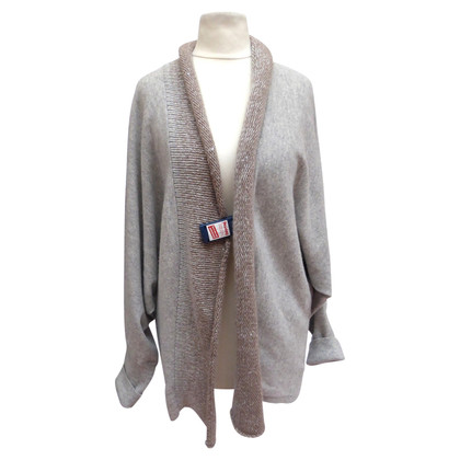Brunello Cucinelli Cashmere jacket with sequins