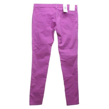 Calvin Klein Jeans à Violet