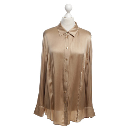 Basler Silk Blouse in Beige