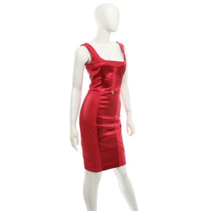 Elisabetta Franchi Abito in rosso