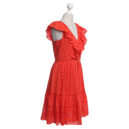 Claudie Pierlot Sommerkleid in Orange