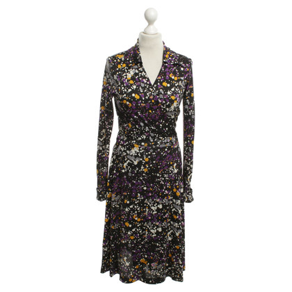 "Diane von Furstenberg ""Jule"" dress with pattern"