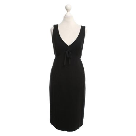 Kleid Moschino Bleistift in Bleistift Schwarz Kleid Moschino Schwarz xrrISp