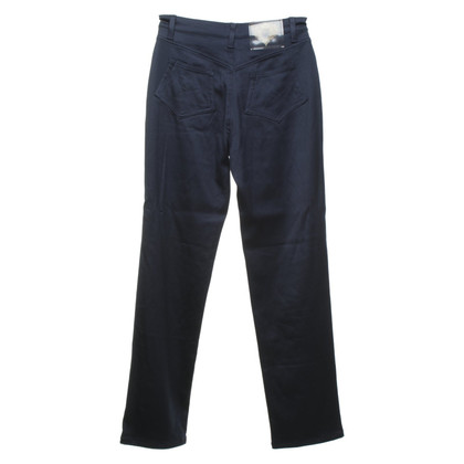 Christian Lacroix Pantaloni in blu scuro