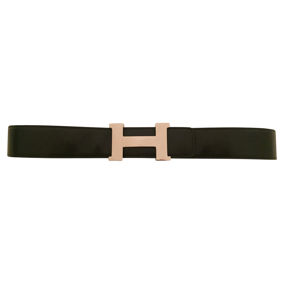 Hermès Hermes leather belt